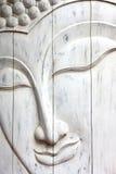 Gezicht van het Beeld van Lord Boedha Royalty-vrije Stock Afbeelding