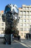 Gezicht van Praag Stock Foto