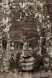 1000 gezichten van de tempel van Boedha Royalty-vrije Stock Afbeeldingen