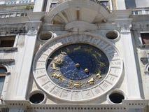 Gezichten van Venetië Royalty-vrije Stock Foto's
