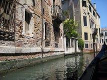 Gezichten van Venetië Italië Royalty-vrije Stock Foto's