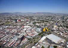 Gezichtslucht van Guadalajara stock foto's