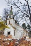 Gezien Betere Dagenkerk Royalty-vrije Stock Fotografie
