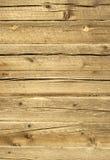 Gezimmerte Wand Lizenzfreies Stockbild