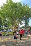 Gezipark occupent Image libre de droits