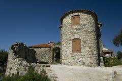 Gezoem, Kroatië. Stock Foto's