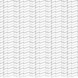 Gezogene graue Linien Muster Lizenzfreies Stockfoto