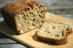 Gezond brood Royalty-vrije Stock Afbeeldingen