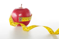 Gezond dieet Royalty-vrije Stock Afbeelding