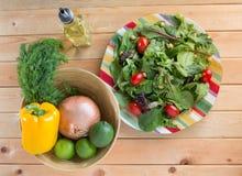 Gezond dieet Stock Afbeeldingen