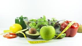 gezond eigengemaakt veganistvoedsel, vegetarisch dieet, vitaminesnack, voedsel en gezondheidsconcept royalty-vrije stock fotografie