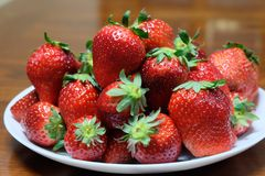 Gezond fruit Stock Foto