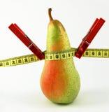 Gezond gewichtsverlies stock afbeelding