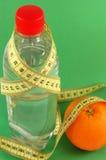 Gezond gewichtsverlies Royalty-vrije Stock Foto