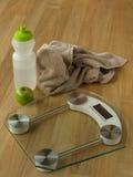 Gezond gewichtsverlies Stock Fotografie