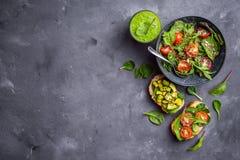 Gezond het Eten Concept royalty-vrije stock afbeeldingen