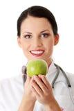 Gezond het eten of levensstijlconcept Stock Foto
