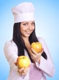 Gezond het eten of levensstijlconcept Stock Afbeelding