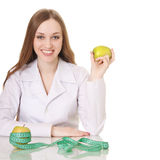Gezond het eten of levensstijlconcept. Stock Fotografie