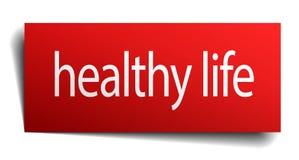 gezond het levensteken vector illustratie