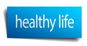 gezond het levensteken stock illustratie