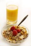 Gezond ontbijt Stock Foto