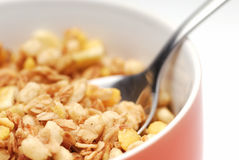 Gezond ontbijt royalty-vrije stock fotografie