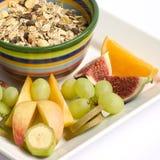 Gezond ontbijt Stock Fotografie