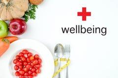 Gezond gezond Plantaardig het dieetvoeding en medicijn van het welzijns Ketogenic dieet royalty-vrije stock foto
