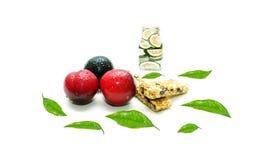 Gezond voedsel stock afbeelding