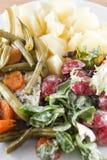 Gezond voedsel Stock Foto