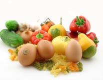Gezond voedsel Royalty-vrije Stock Foto's