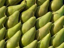 Gezond voedsel - mooie peren Stock Foto's