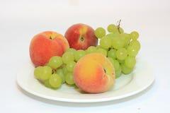 Gezond voedsel. Verse vruchten Stock Fotografie