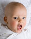 Gezonde baby royalty-vrije stock foto