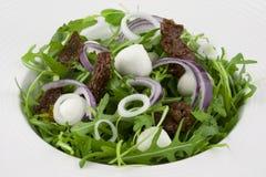 Gezonde groene salade Stock Foto's