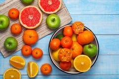 Gezonde het eten achtergrond Stock Foto's