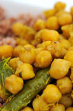 Gezonde Indische voedselingrediënten Royalty-vrije Stock Foto's