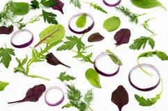 Gezonde Levensstijl Geschiktheidsdieet groenten Royalty-vrije Stock Foto's