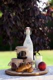Gezonde natuurvoeding Royalty-vrije Stock Fotografie