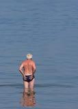 Gezonde Pensionering Royalty-vrije Stock Afbeeldingen
