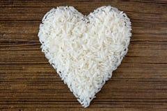 Gezonde rijst Royalty-vrije Stock Afbeeldingen