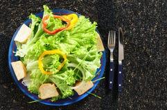 Gezonde salade. stock fotografie