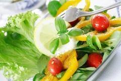 Gezonde salade stock fotografie