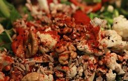 Gezonde Salade Royalty-vrije Stock Foto