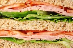 Gezonde sandwich Royalty-vrije Stock Foto