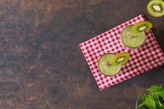 Gezonde smoothie in de stijl van het land Stock Foto's