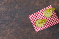 Gezonde smoothie in de stijl van het land Royalty-vrije Stock Afbeelding