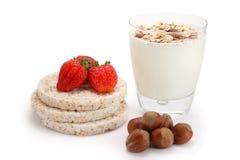 Gezonde snack Stock Foto