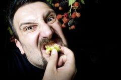 Gezonde Snack Stock Foto's